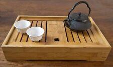 Basic Teebrett mini - Teeboot Teeschiff für asiatische Teezeremonie