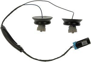 For GMC Chevy Ignition Knock Detonation Sensor Connector-Connector Dorman