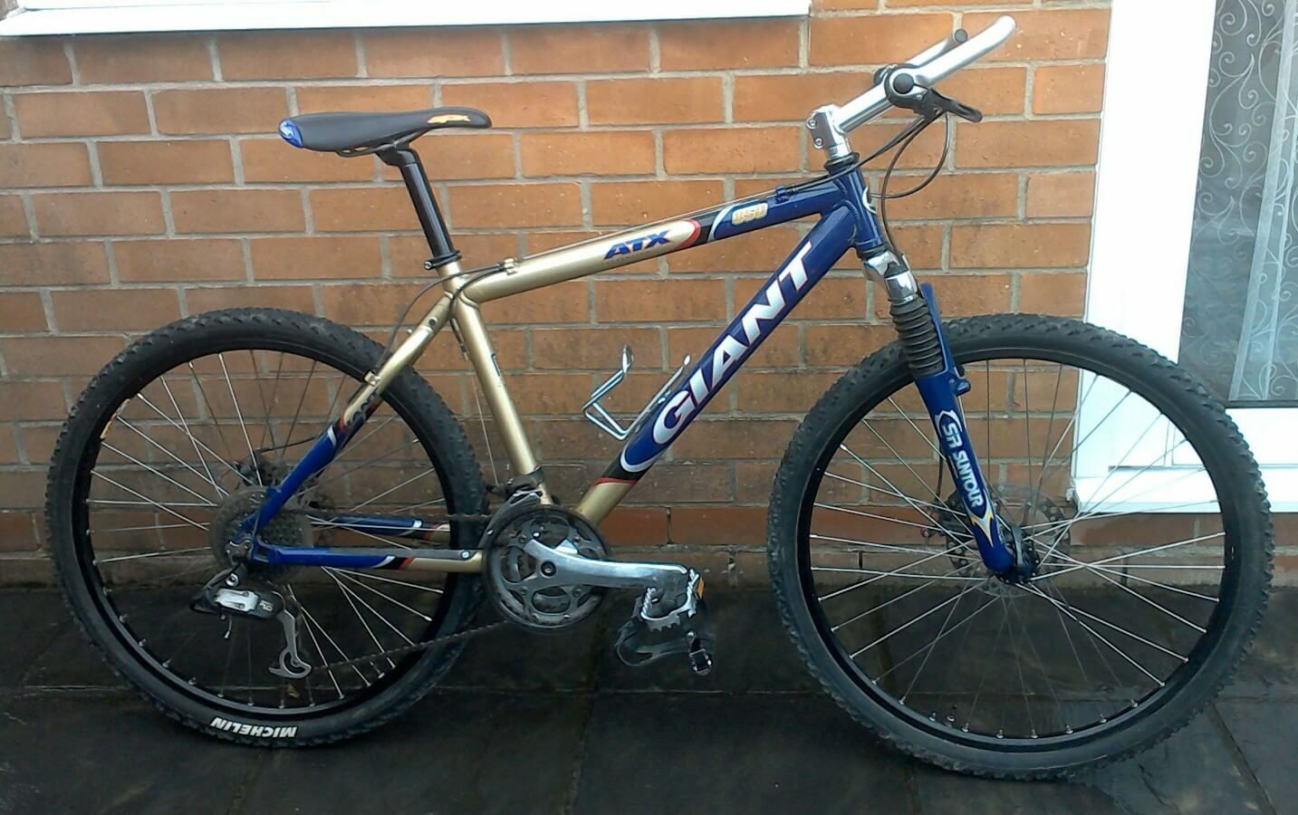 Giant 27 Speed Mountain Bike ATX 850
