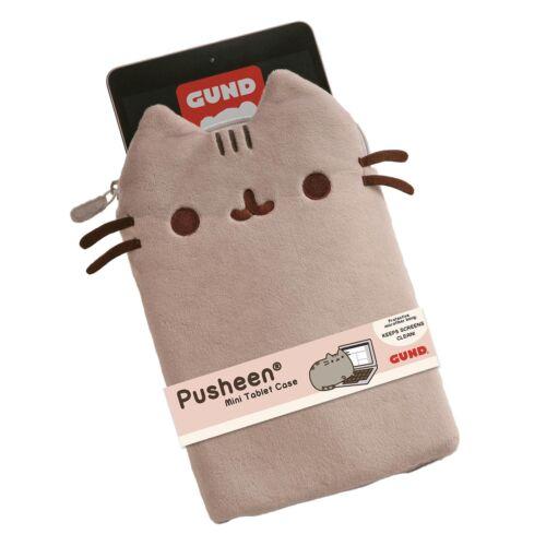 Gund 4053809 Pusheen the Cat Mini Tablet Case Plush