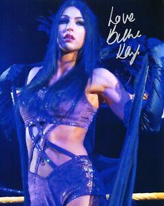 IICONICS-BILLIE-KAY-WWE-WRESTLING-SIGNED-PHOTO-WITH-PROOF-amp-COA
