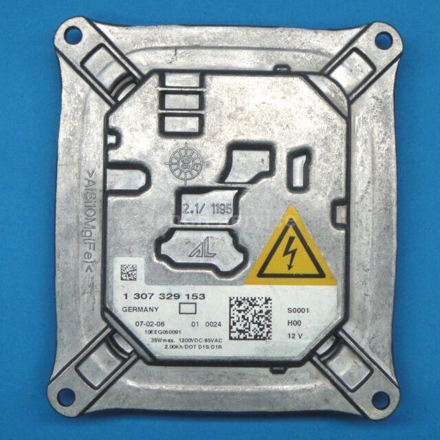 X5 E70 3er E90 E91 6er E63 Steuergerät Xenon Licht Xenonsteuergerät 1307329153