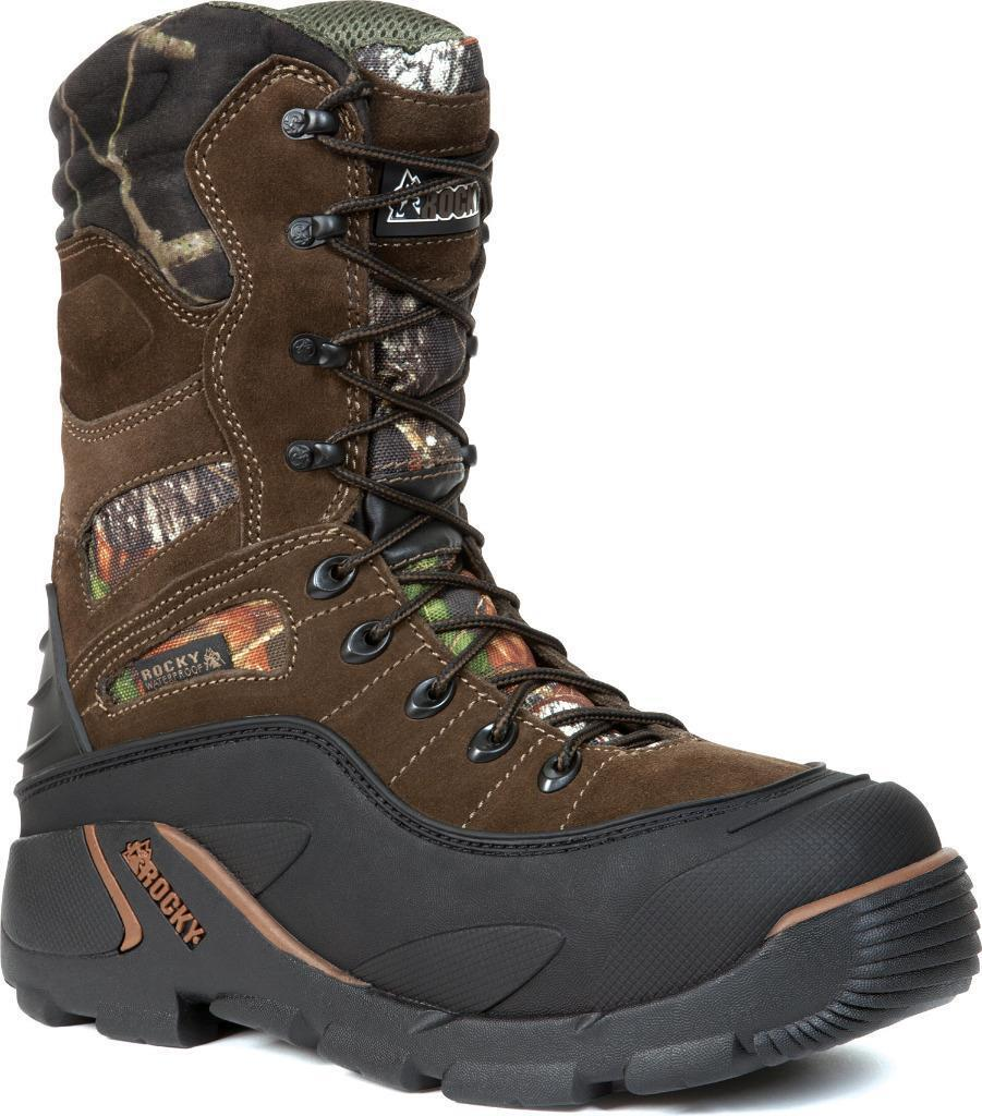 Scarpe casual da uomo  NEW ROCKY BlizzardStalker PRO Waterproof 1200G Insulated Boots FQ0005452  NIB