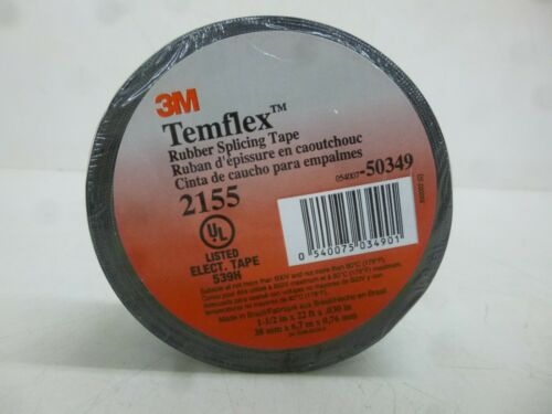 DX Engineering 3M Temflex 2155 Rubber Splicing Tape DXE-3M2155 NEW!