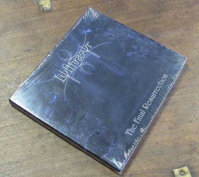 The Final Resurrection von Lyfthrasyr (2005) Behemoth OVP DIGI