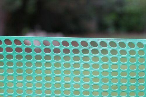 Zaun Gartenzaun Kunststoffzaun Gitterzaun Bauzaun HaGa® 15m Länge x 1m Höhe