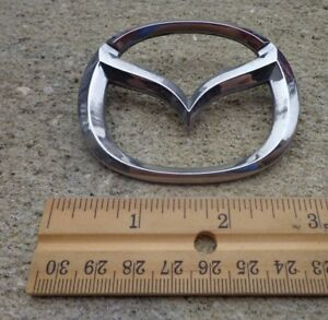 limited guantity delicate colors top quality Details about Mazda 626 emblem badge decal logo trunk OEM Stock chrome rear  Millenia Protege