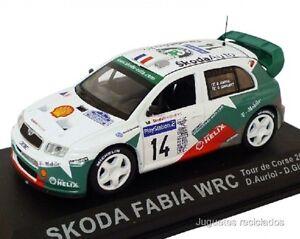 1-43-SKODA-FABIA-WRC-AURIOL-TOUR-DE-CORSE-2003-RALLY-IXO-ALTAYA-DIECAST
