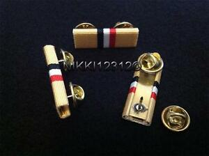 IRAQ-OP-TELIC-MEDAL-RIBBON-BAR-PIN-ON-WITH-ROSETTE-OPTION