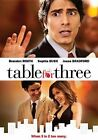 Table for Three 0013131647990 With Johnny Galecki DVD Region 1