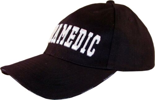 KJ0156 ZUZIFY Paramedic Embroidered Cap