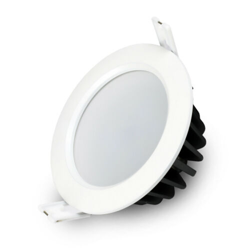 LED Einbauspot NOD Einbaustrahler Feuchtraum 10W neutralweiss IP65 KWAZAR