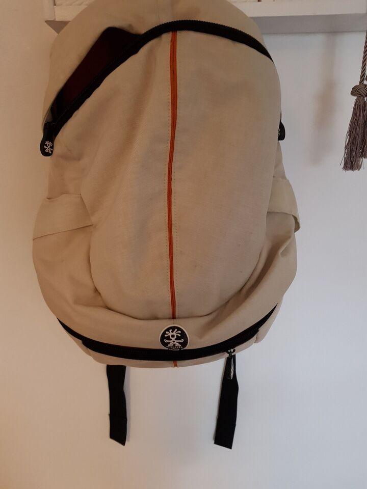 Fototaske /rygsæk, Crumpler, Pretty Boy Back Pack