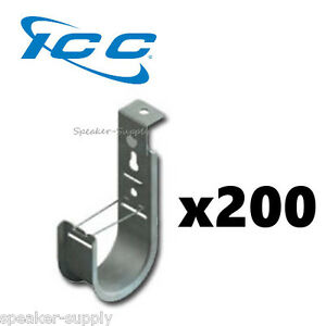 Image is loading ICC-200-Pack-2-034-J-Hook-Wall-