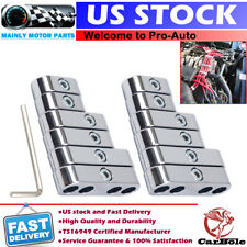 2sets Spark Plug Wire Separator 7mm 8mm 9mm Looms For Ford Chevy Sbc 302 350 454