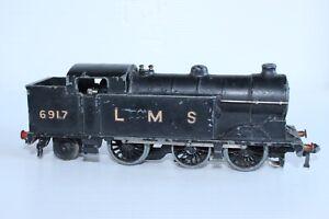 00 Gauge Hornby Dublo LMS Black 0-6-2 --- 3 Rail