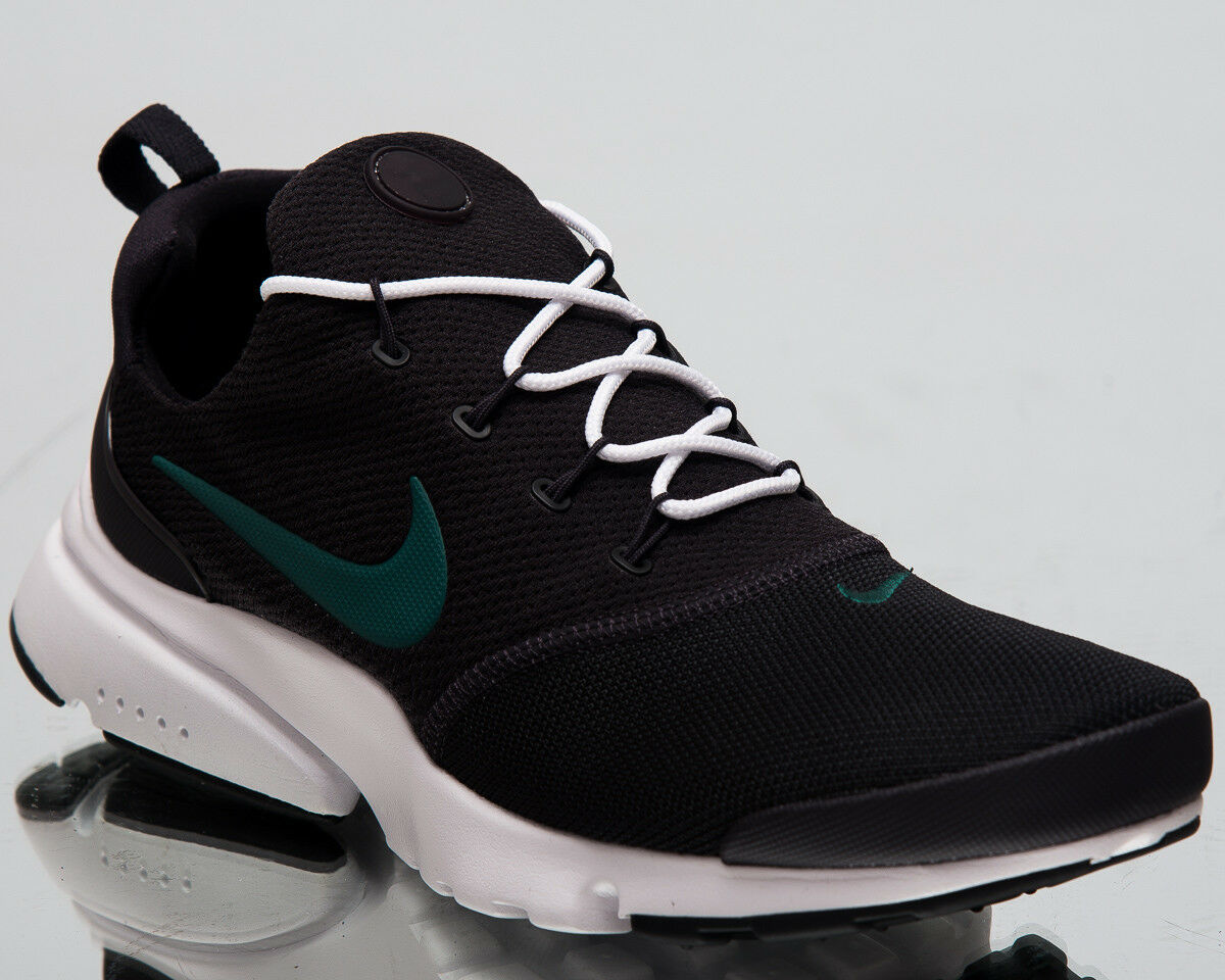 Nike Presto Fly Lifestyle shoes Oil Grey Rainforest Black Sneakers 908019-015