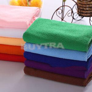 Serviettes-de-lavage-de-voiture-chiffons-Microfibre-Nettoyage-de-cuisine-9K