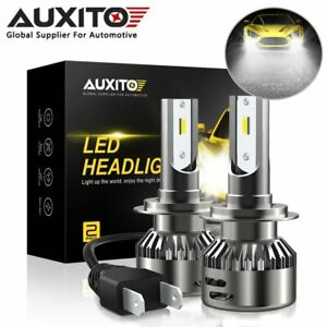 Car & Truck Parts 2x AUXITO H8 H11 LED Headlight Bulb Conversion Kit Low Beam 6500K 9000LM