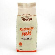 (16,54/kg) Bauckhof Kastanien Mehl vegan bio 350 g