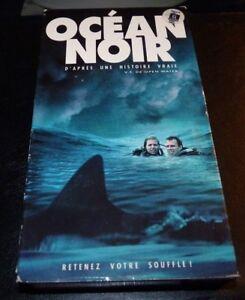 VHS-French-Movie-Ocean-Noir-Open-Water