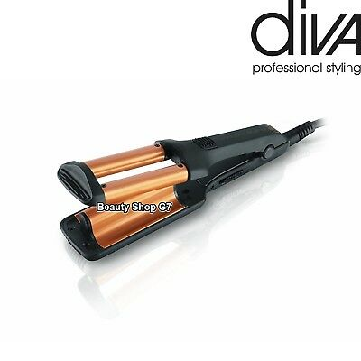 Travel sized styling tools from Diva