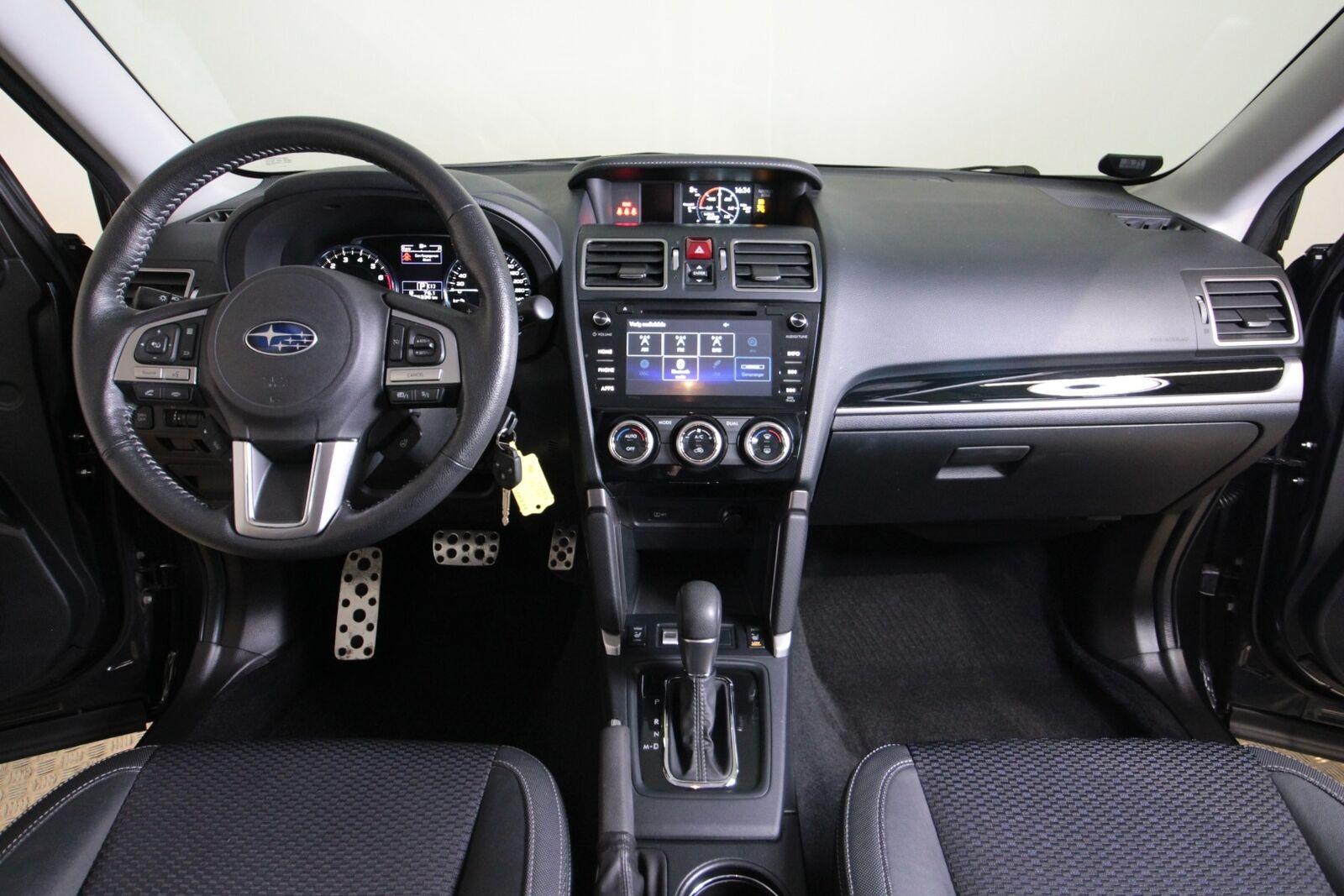 Subaru Forester XT Sport CVT AWD