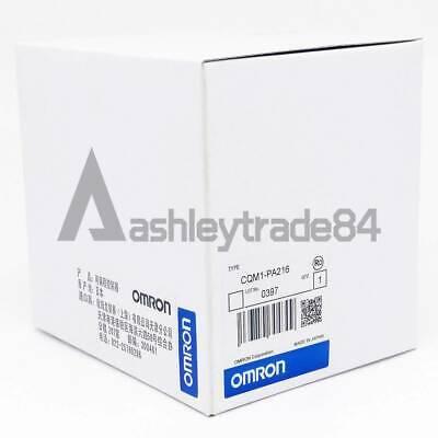 NEW in Box Omron CQM1-PA216 CQM1PA216 PLC MODULE Fast Ship