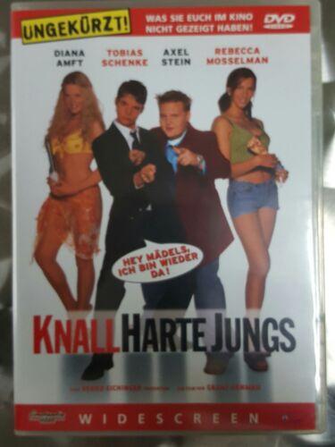 1 von 1 - Knall Harte Jungs (2002) Ungekürzt Dvd - Axel Stein