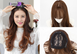 Details about Cheap Synthetic hair Topper