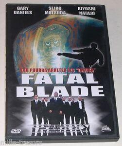 DVD-FATAL-BLADE-avec-Gary-DANIELS-Seiko-MATSUDA-Kiyoshi-NATAJO