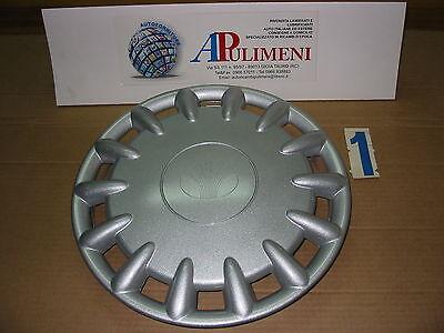 FIAT BRAVA 1998/> COPRICERCHIO COPPA RUOTA COPPONE 14/'/'  1 PZ COPPA HUB CAPS