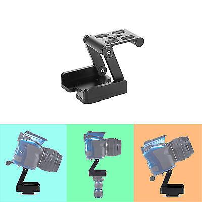 Meking Aluminum Small Folding Quick Release Plate Stand Holder Fit Slider DSLR
