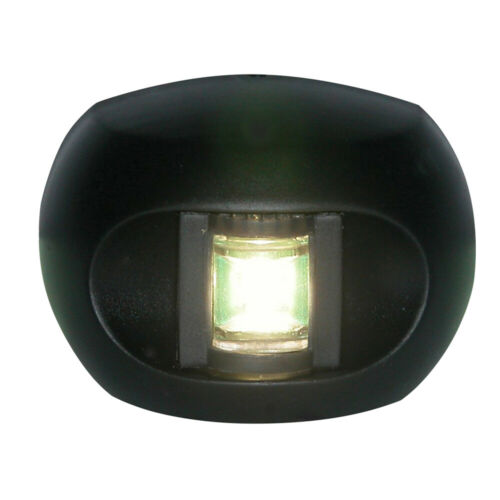 Aqua Signal 34502-7 Series 34 Stern Transom Mount Led Light Black Housing