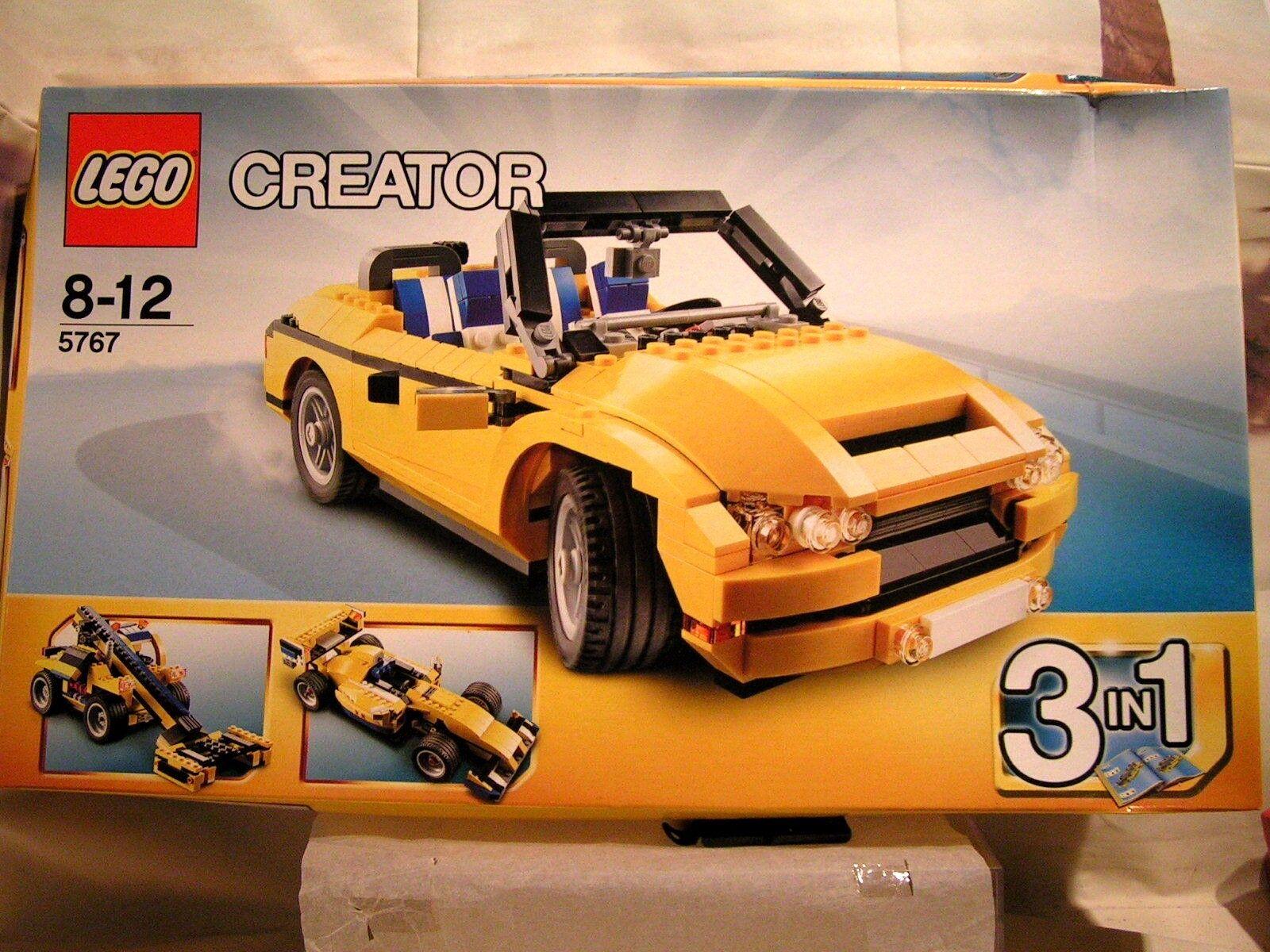 LEGO CREATOR   -   LE GRAND CABRIOLET    BOÎTE SCELLEE ref 5767