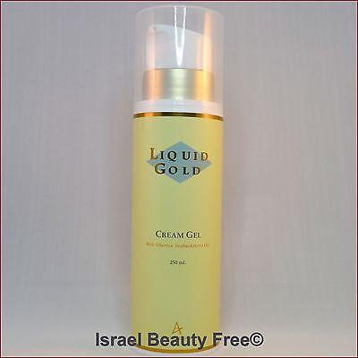 Anna Lotan Liquid Gold Cream Gel  For Delicate Skin 250 ml