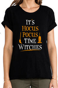 image is loading it 039 s hocus pocus time witches shirt