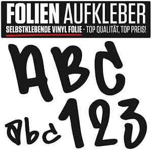 Aufkleber-Folie-einzelne-Buchstaben-amp-Zahlen-Graffiti-Beschriftung-Modellbau