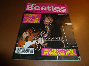 THE-BEATLES-BOOK-MONTHLY-Magazine-No-306-October-2001