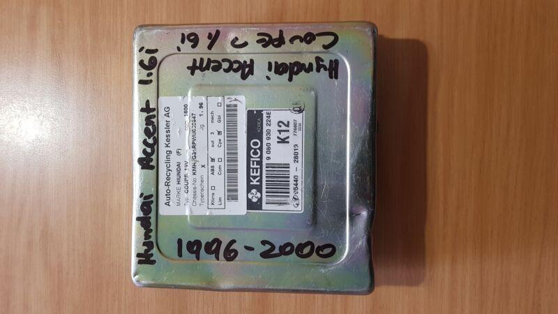 Hyndai Accent 1.6 16V 1996-2000 KEFICO ECU part#95440-28019