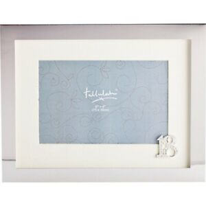 Photo-Frame-Silver-18th-21st-Hanging-Picture-Free-Standing-Frames-6x4-Gift-New