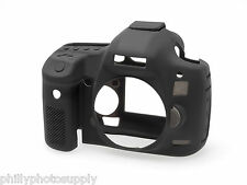 easyCover Armor Protective Skin for Canon 5D Mark III Black - Free US Shipping