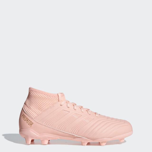 Adidas Predator 18.3 FG Junior FG Kids Football Boots