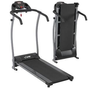 1200w Folding Electric Treadmill Power Motorized Running