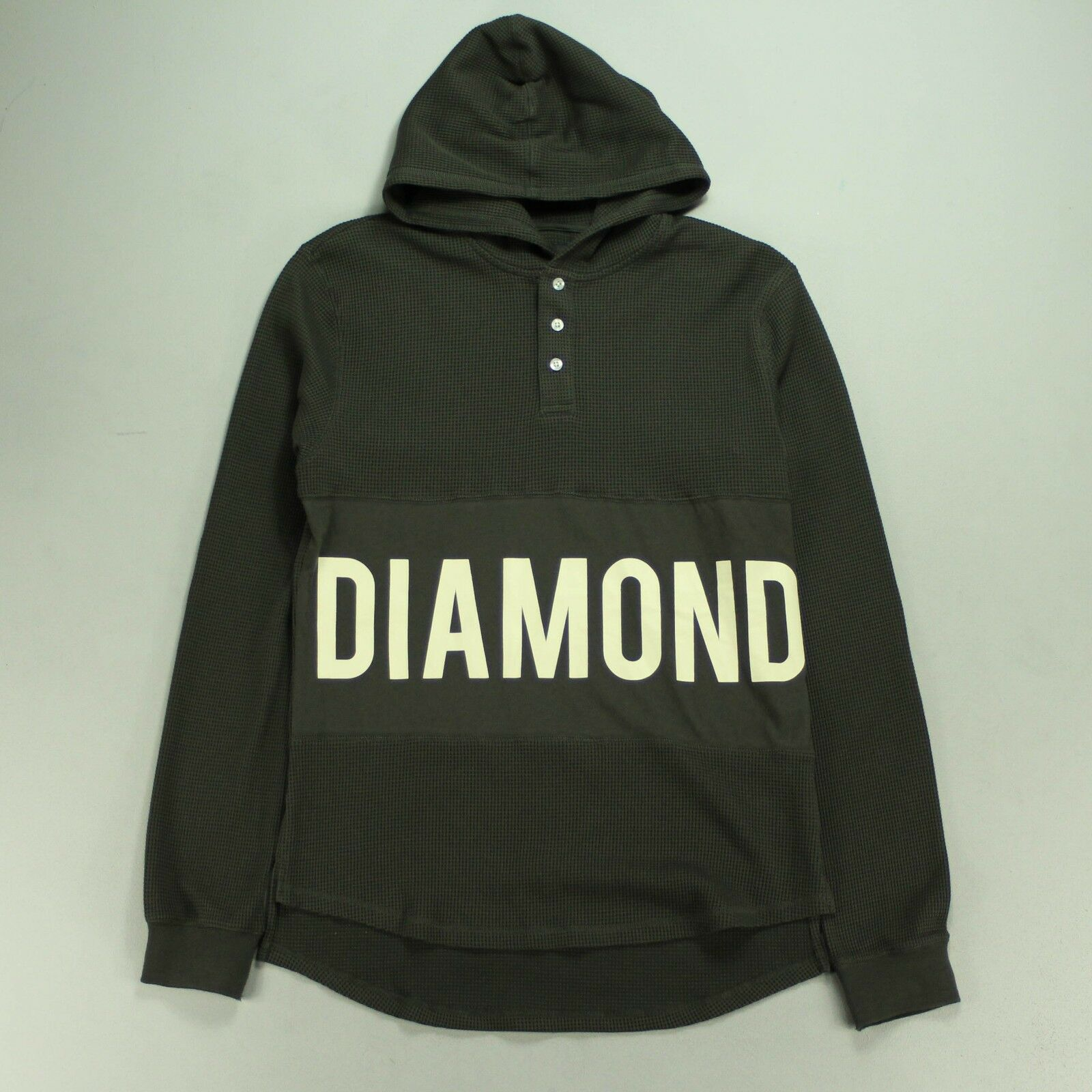 Diamond Winston Hooded Thermal – Braun M,L