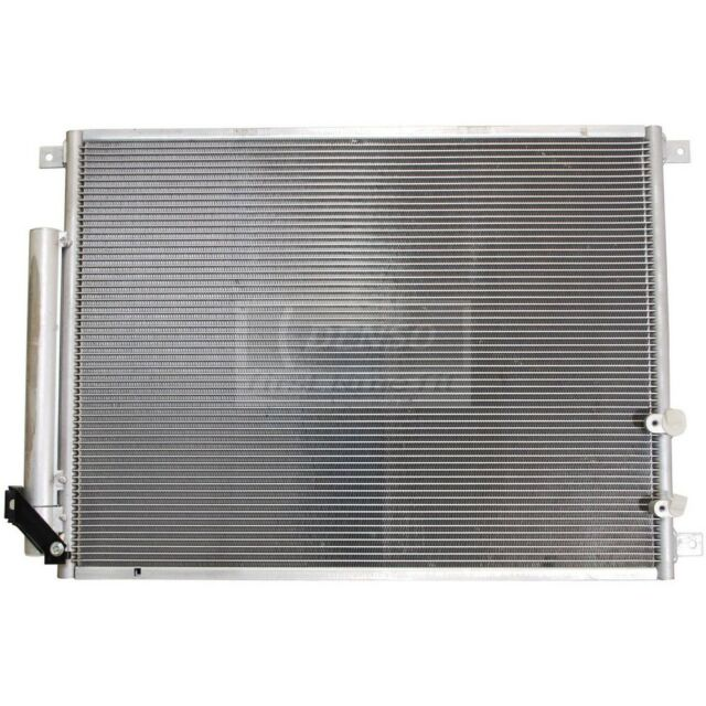 A//C Condenser DENSO 477-0634 fits 06-09 Honda Civic 1.8L-L4