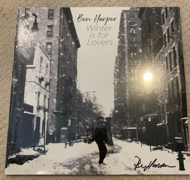 Ben Harper - Winter Is For Lovers Deluxe Vinyl New Signed Numbered Sealed