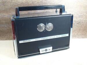 Vintage-1965-JVC-Delmonico-International-Model-AW6000-All-Transistor-Wave-Radio