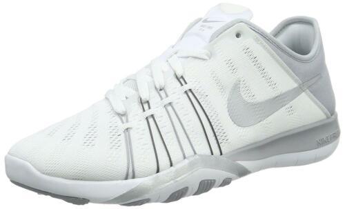 100 para 6 Free mujer Tr Nike de Zapatillas White deporte 833413 1qgwxvUf