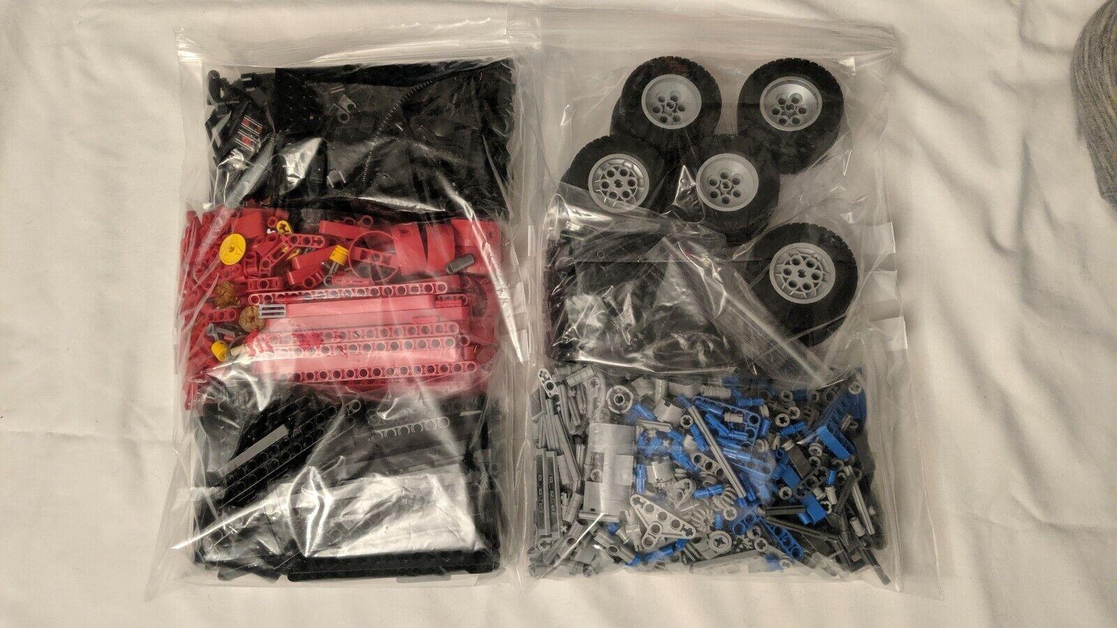 LEGO TECHNIC 8285  dépanneuse